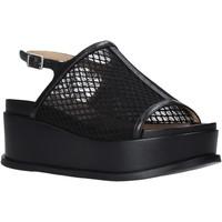 kengät Naiset Sandaalit ja avokkaat Apepazza S0CHER04/NET Musta