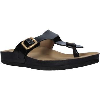 kengät Naiset Varvassandaalit Docksteps DSE105459 Musta