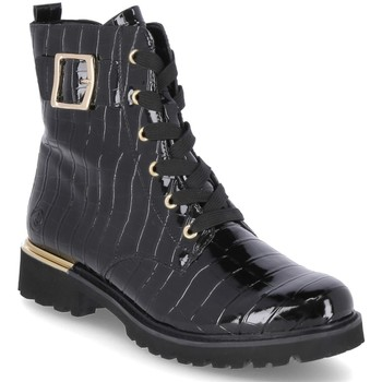 kengät Naiset Bootsit Remonte Dorndorf D868302 Mustat