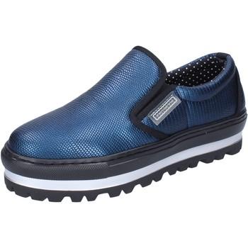 kengät Naiset Tennarit Fornarina BH415 Sininen