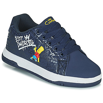 kengät Lapset Rullakengät Heelys SPLIT Sininen