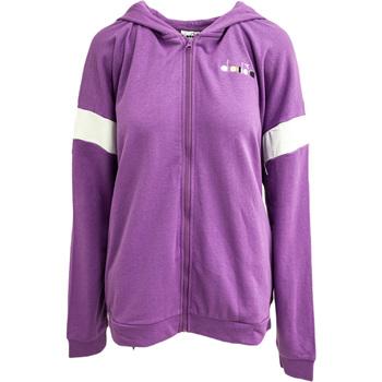 vaatteet Naiset Svetari Diadora Fz Spotlight Violetti