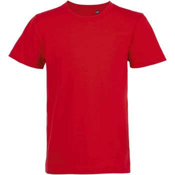 vaatteet Lapset Lyhythihainen t-paita Sols CAMISETA DE MANGA CORTA Rojo