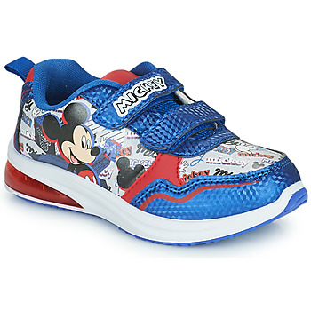 kengät Pojat Matalavartiset tennarit Disney MICKEY Sininen