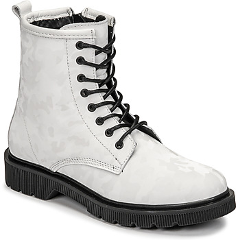 kengät Naiset Bootsit Fericelli PARMA Valkoinen