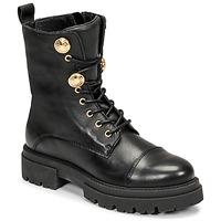 kengät Naiset Bootsit Fericelli PADOUE Musta