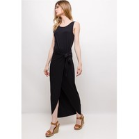 vaatteet Naiset Lyhyt mekko Fashion brands ERMD-1682-NEW-NOIR Musta
