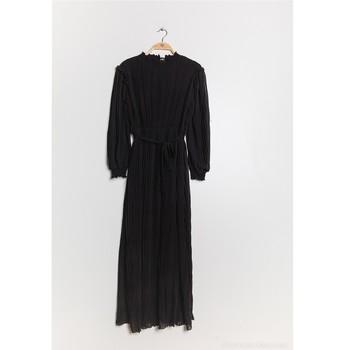 vaatteet Naiset Pitkä mekko Fashion brands 9805-2-0-NOIR Musta