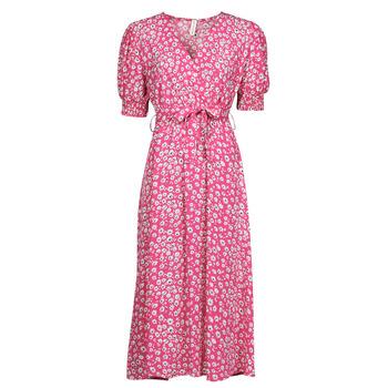 vaatteet Naiset Pitkä mekko Fashion brands 10351-NOIR Musta