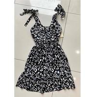 vaatteet Naiset Lyhyt mekko Fashion brands 5165-NOIR Musta