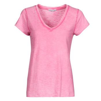 vaatteet Naiset Topit / Puserot Fashion brands 029-COEUR-FUCHSIA Fuksia