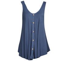 vaatteet Naiset Topit / Puserot Fashion brands LL0070-JEAN Vaaleanpunainen