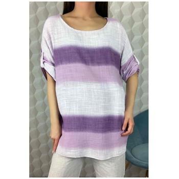 vaatteet Naiset Topit / Puserot Fashion brands 156485V-LILAC Lila