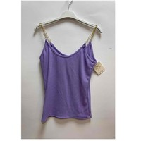 vaatteet Naiset Topit / Puserot Fashion brands 5097A-LILAC Lila
