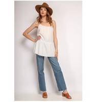 vaatteet Naiset Topit / Puserot Fashion brands 490-WHITE Valkoinen