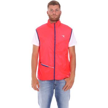vaatteet Miehet Neuleet / Villatakit Diadora 102174986 Vaaleanpunainen