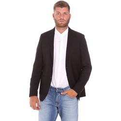 vaatteet Miehet Takit Sseinse GAE701SS Musta