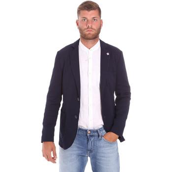 vaatteet Miehet Takit Sseinse GAE716SS Sininen
