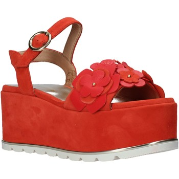 kengät Naiset Sandaalit ja avokkaat Docksteps DSE104886 Oranssi