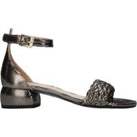 kengät Naiset Sandaalit ja avokkaat Carmens Padova 45075 Musta