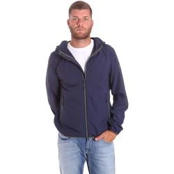 vaatteet Miehet Pusakka Lumberjack CMB3223 001EU Sininen