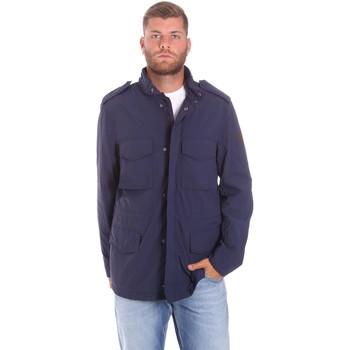 vaatteet Miehet Parkatakki Lumberjack CM68821 002EU Sininen