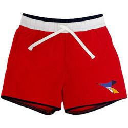vaatteet Lapset Uima-asut / Uimashortsit Diadora 102175897 Punainen