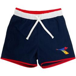 vaatteet Lapset Shortsit / Bermuda-shortsit Diadora 102175897 Sininen