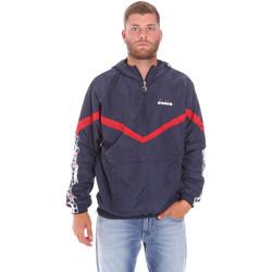 vaatteet Miehet Pusakka Diadora 502175815 Sininen