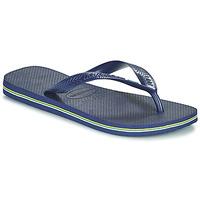 kengät Varvassandaalit Havaianas BRASIL Laivastonsininen