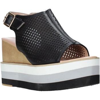 kengät Naiset Sandaalit ja avokkaat Onyx S20-SOX757 Musta