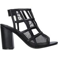 kengät Naiset Sandaalit ja avokkaat Onyx S20-SOX780 Musta