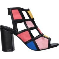 kengät Naiset Sandaalit ja avokkaat Onyx S20-SOX785 Musta