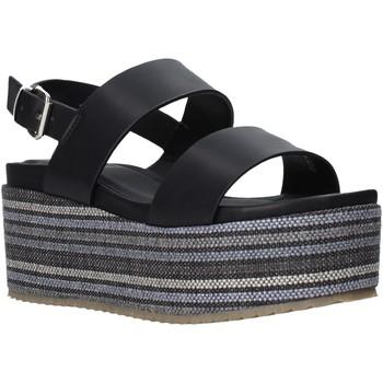 kengät Naiset Sandaalit ja avokkaat Onyx S20-SOX756 Musta
