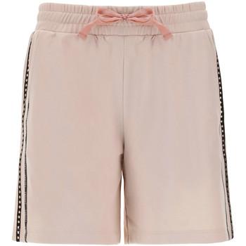 vaatteet Naiset Shortsit / Bermuda-shortsit Freddy S1WSDP13 Vaaleanpunainen