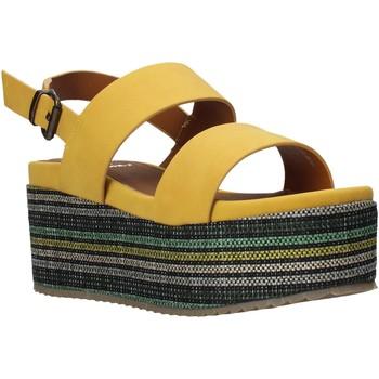 kengät Naiset Sandaalit ja avokkaat Onyx S20-SOX756 Keltainen