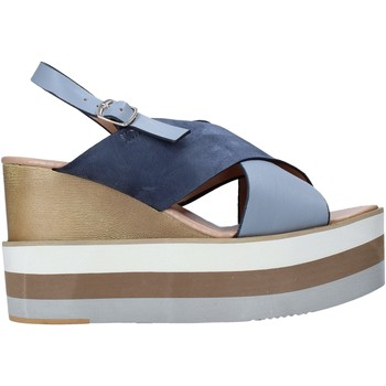 kengät Naiset Sandaalit ja avokkaat Onyx S20-SOX758 Sininen