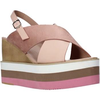 kengät Naiset Sandaalit ja avokkaat Onyx S20-SOX758 Vaaleanpunainen