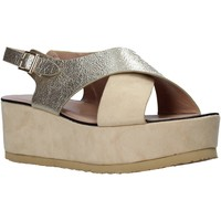 kengät Naiset Sandaalit ja avokkaat Onyx S20-SOX745 Beige
