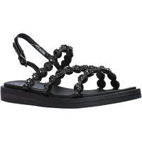 kengät Naiset Sandaalit ja avokkaat Onyx S20-SOX723 Musta