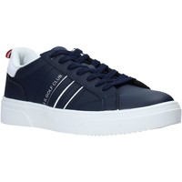 kengät Miehet Matalavartiset tennarit U.s. Golf S20-SUS134 Sininen
