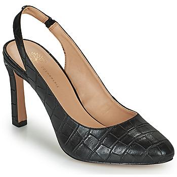 kengät Naiset Korkokengät Cosmo Paris ZELDA Musta