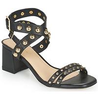 kengät Naiset Sandaalit ja avokkaat Cosmo Paris HARLA Musta