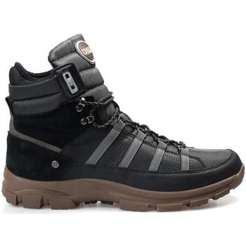 kengät Miehet Vaelluskengät Colmar  Musta