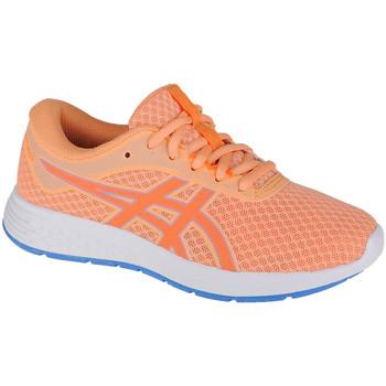 kengät Lapset Juoksukengät / Trail-kengät Asics Patriot 11 GS Orange