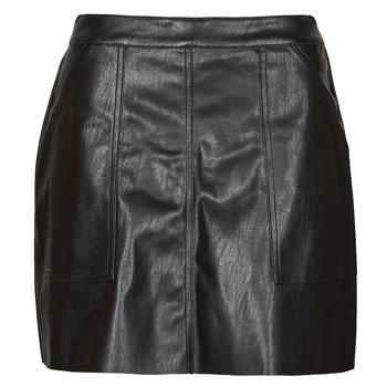 vaatteet Naiset Hame Vero Moda VMSYLVIA Musta