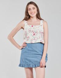 vaatteet Naiset Topit / Puserot Vero Moda VMMILA Beige