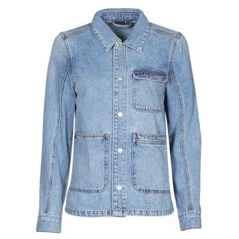 vaatteet Naiset Farkkutakki Vero Moda VMSMILLA Sininen