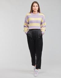 vaatteet Naiset Väljät housut / Haaremihousut Vero Moda VMKYRA Musta