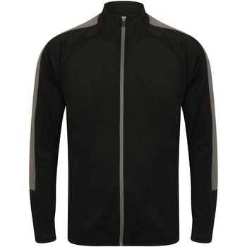 vaatteet Naiset Ulkoilutakki Finden & Hales  Black/Gunmetal Grey